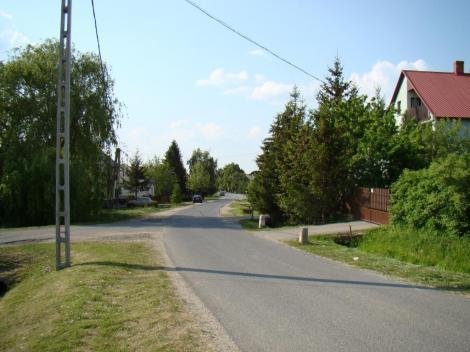 Petőfi-Ady utcák kereszteződése