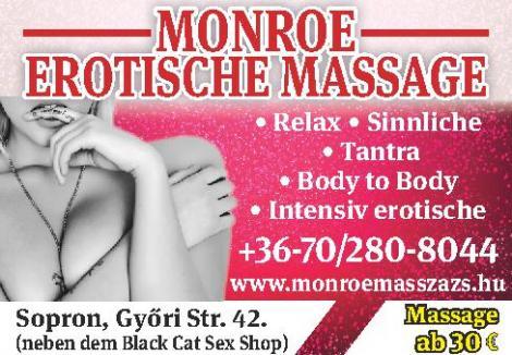 Sopron erotische massage Sensual Erotic
