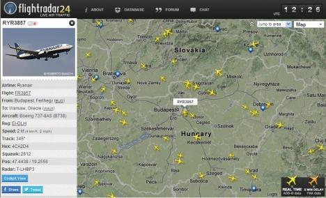 Repülőgép radar